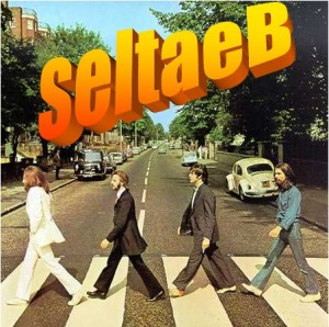 Backwards Beatles