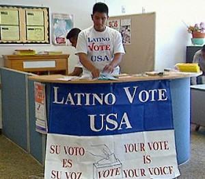 Latino-Voter