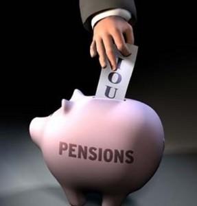 Pension-IOU