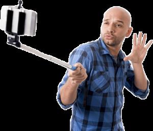 Selfie-Stick-Mann-Selfie-Fun-S7