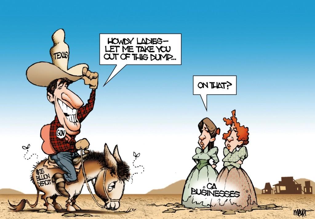 Texas deficit « Calbuzz