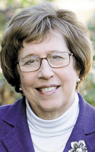 Lois Wolk. (Courtesy photo)